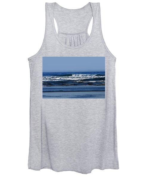 Ocean Blue Women's Tank Top