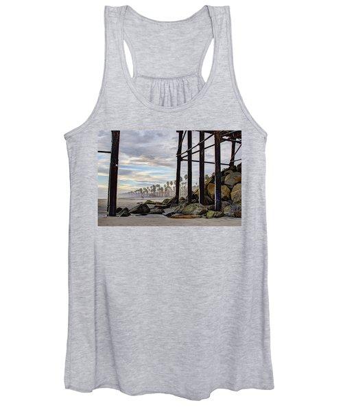 Oceanside Pier Women's Tank Top