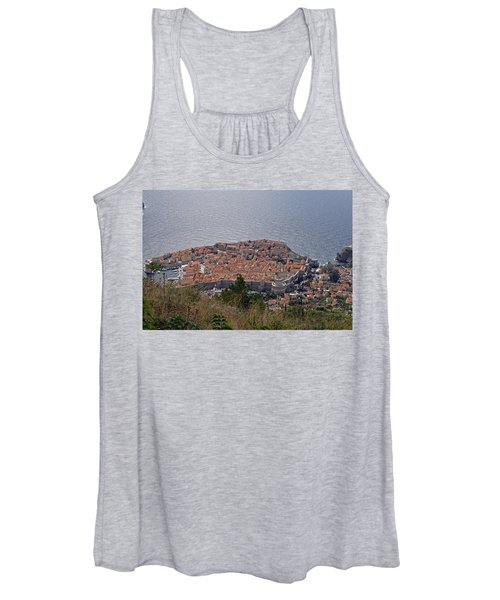Old City Of Dubrovnik  Women's Tank Top