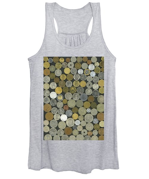 Old Coins Women's Tank Top