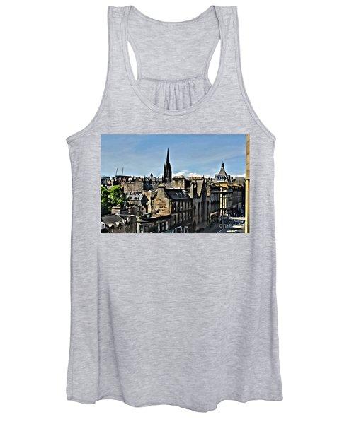 Olde Edinburgh Women's Tank Top