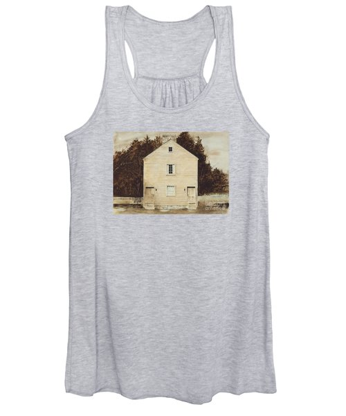 Old Ministry's Shop Women's Tank Top
