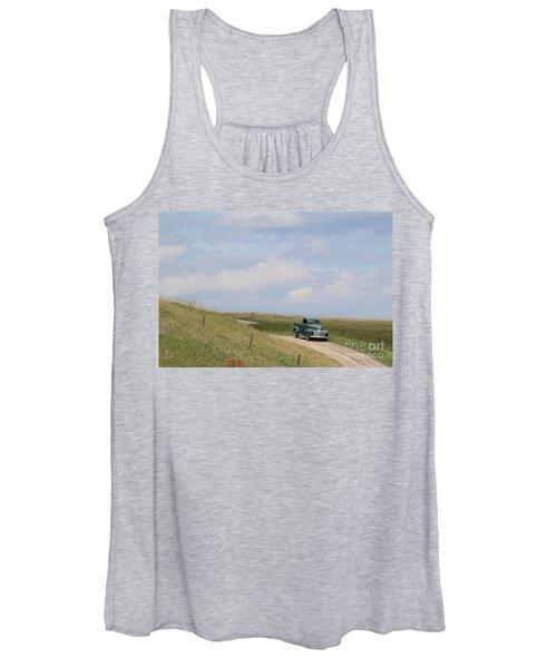 Old Truck Women's Tank Top