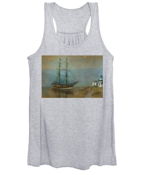 On The Water Women's Tank Top