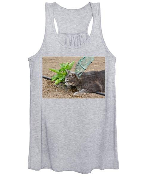 One Happy Cat Women's Tank Top