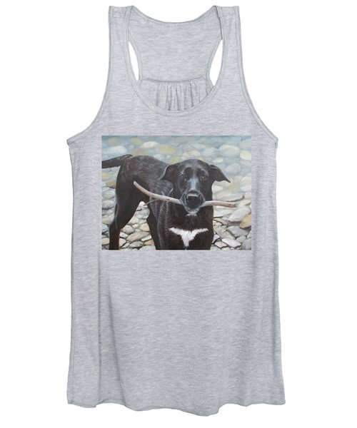 One More Time Women's Tank Top