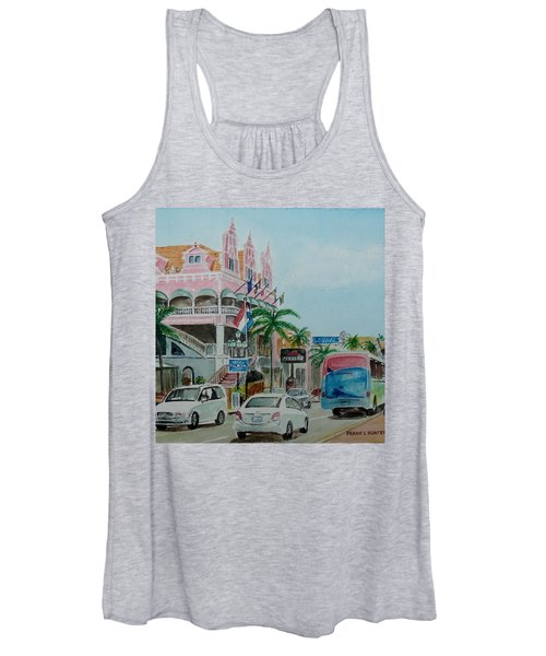 Oranjestad Aruba Women's Tank Top