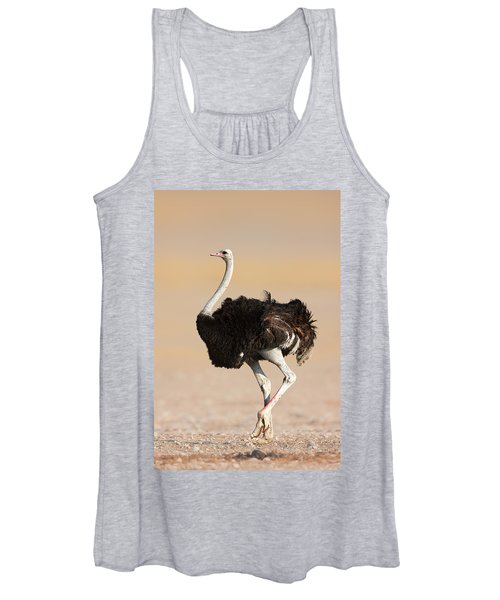 Ostrich Women's Tank Top