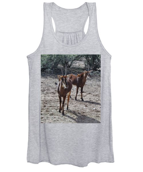 Out Of Africa B Women's Tank Top