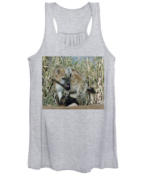 Out Of Africa  Hyena 2 Women's Tank Top