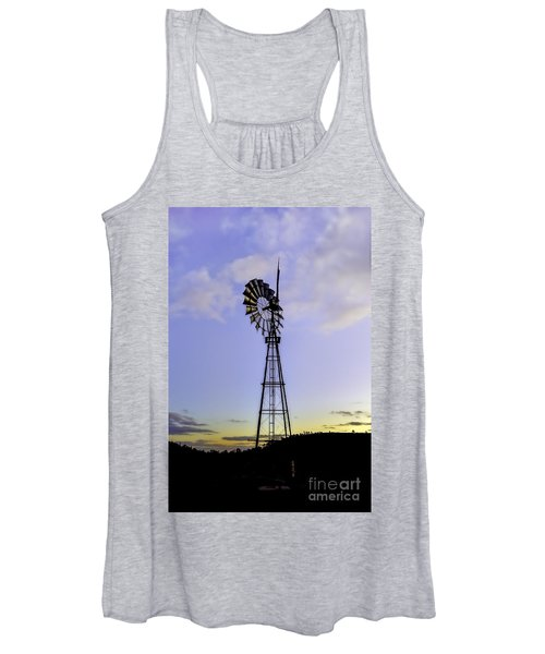 Outback Windmill Women's Tank Top