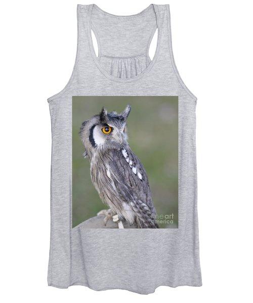 Owl Women's Tank Top