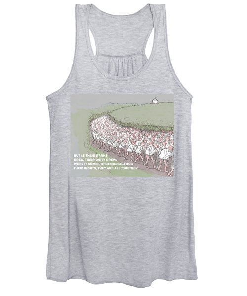 Page 88 Feral Coots Women's Tank Top