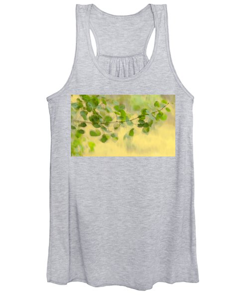 Painted By The Wind Two Women's Tank Top