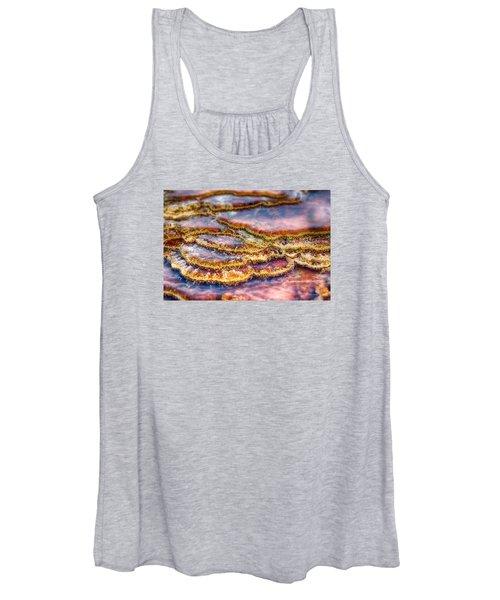 Pancakes Hot Springs Women's Tank Top