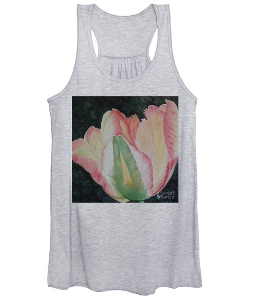 Parrot Tulip Women's Tank Top