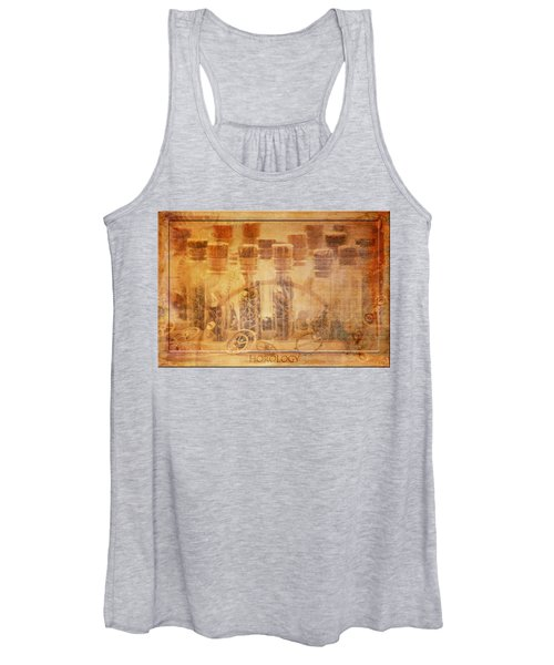 Parts Of Time Women's Tank Top