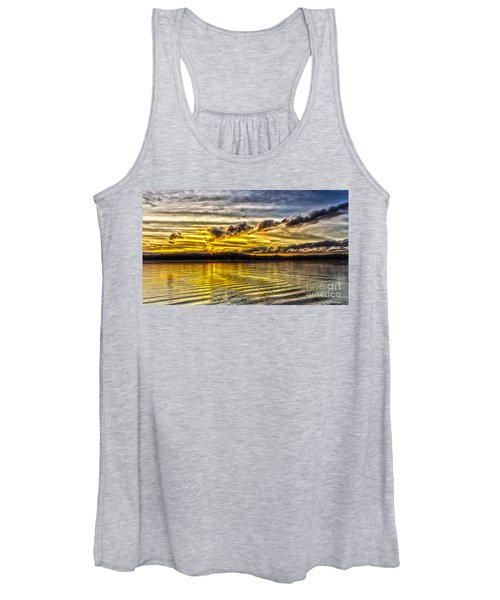 Passing Storm Two. Women's Tank Top