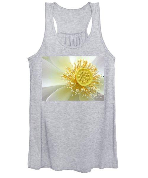 Pastel Lotus Women's Tank Top