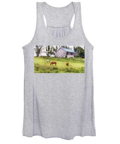 Pasture Women's Tank Top