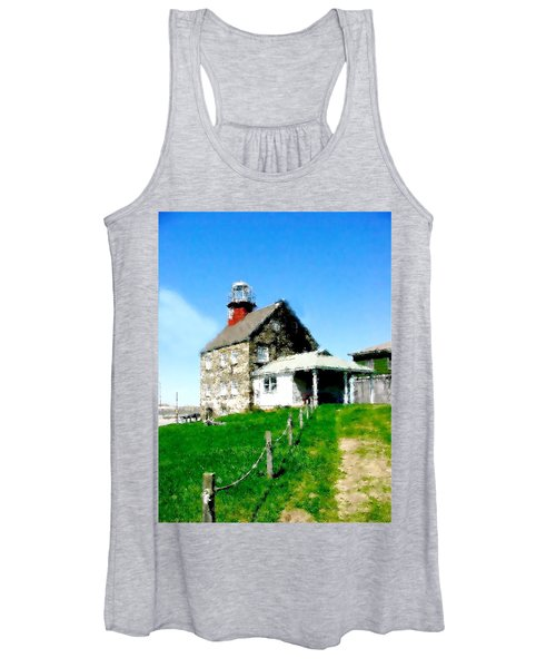 Pathway To Happiness  Women's Tank Top