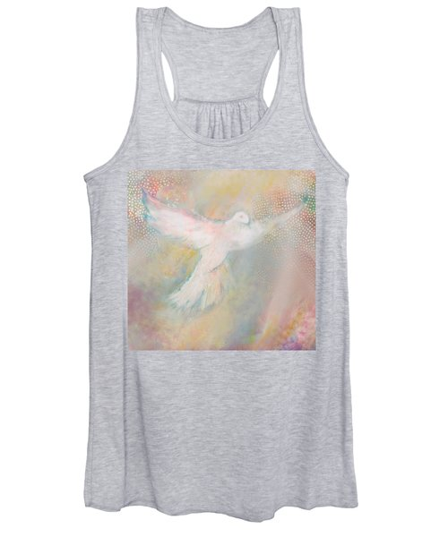 Peace Dove Women's Tank Top