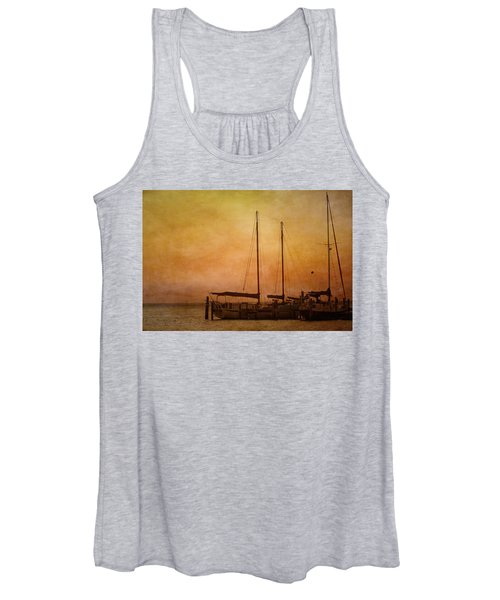 Pensacola Harbor Women's Tank Top