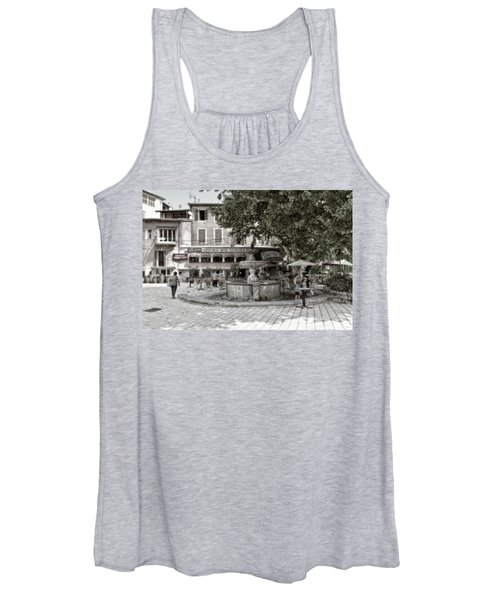 People On The Square Women's Tank Top