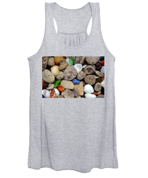 Petoskey Stones Lll Women's Tank Top