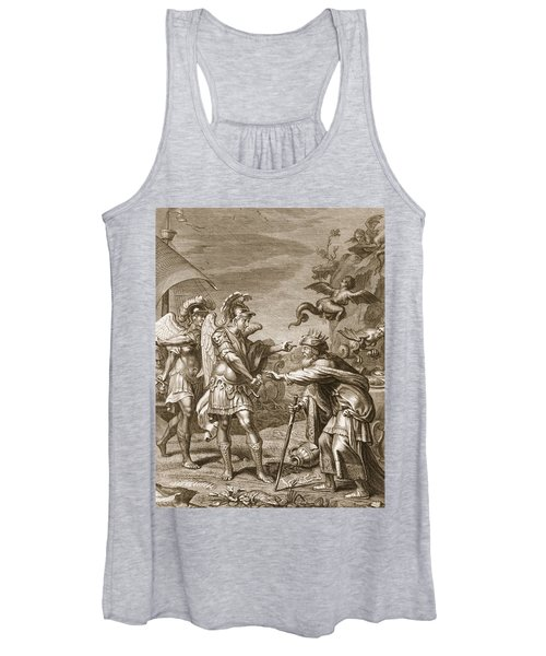 Phineus Is Delivered From The Harpies Women's Tank Top