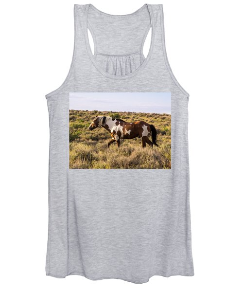 Picasso - King Of Sand Wash Basin Women's Tank Top