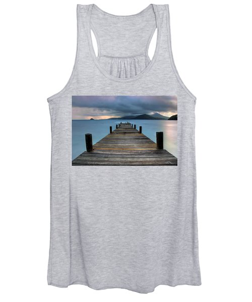 Piering Rain Women's Tank Top