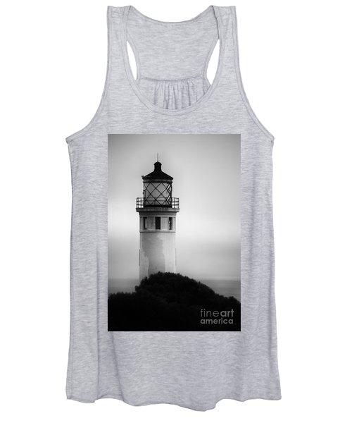 Pointe Vincente Lighthouse Women's Tank Top