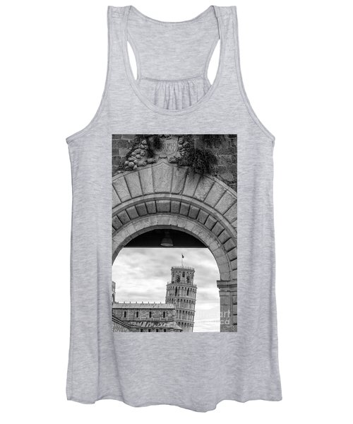 Porta Di Pisa Women's Tank Top