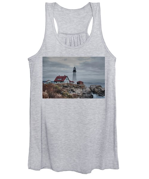 Portland Headlight 14456 Women's Tank Top
