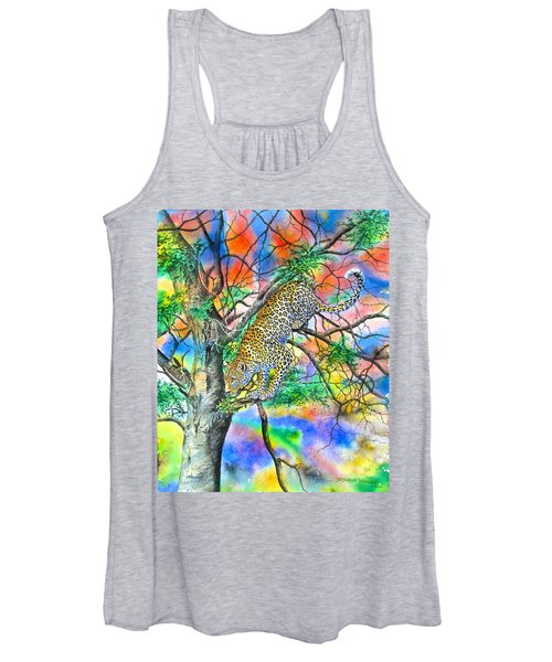 Pounce Women's Tank Top