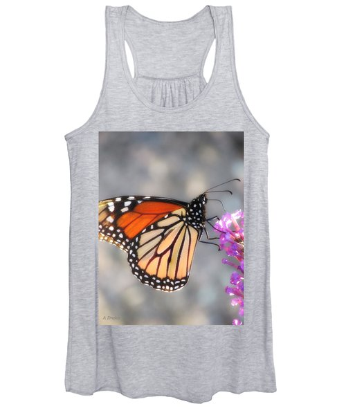 Preference For Pink Women's Tank Top