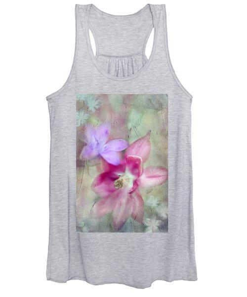 Pretty Flowers Women's Tank Top