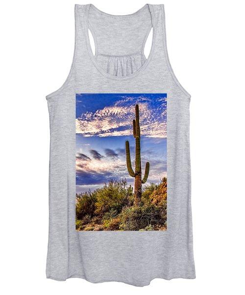 Proud Cactus Women's Tank Top