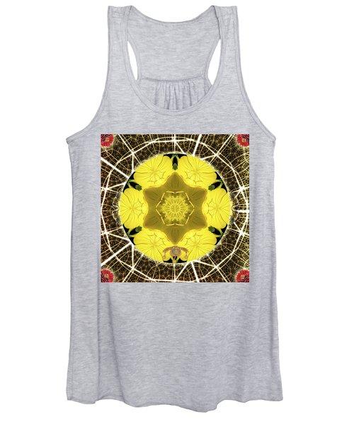 Queen Bee-nectar Of Life Women's Tank Top