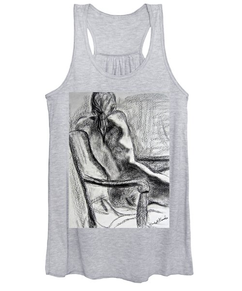 Reaching Out Women's Tank Top
