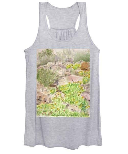 Red Butte Gardens Women's Tank Top