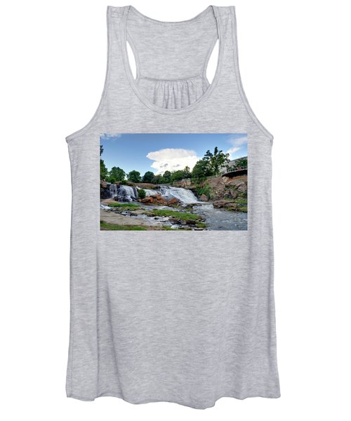 Reedy River Falls Women's Tank Top