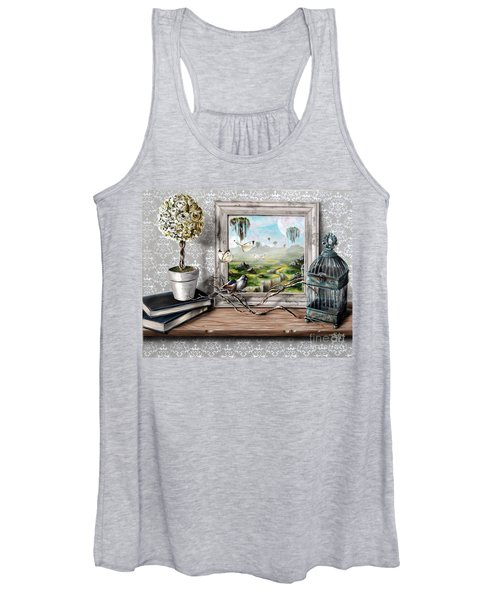 Reflections  Women's Tank Top