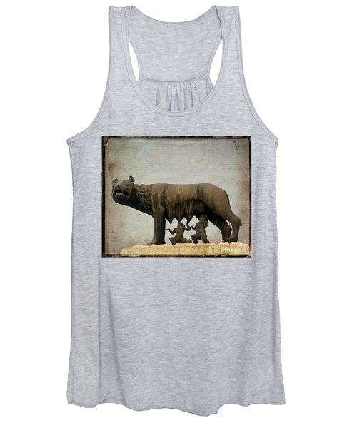 Remus And Romulus Women's Tank Top