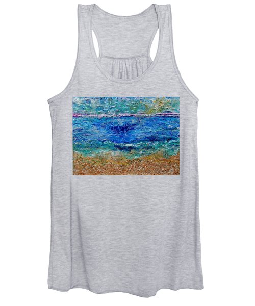 Rhapsody On The Sea  Women's Tank Top
