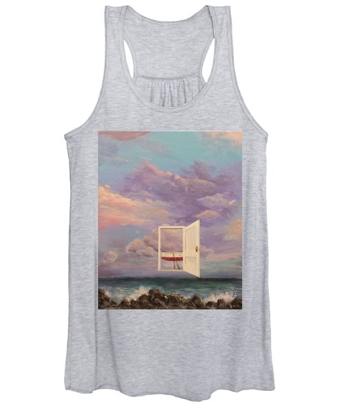Right Where It's Always Been Women's Tank Top
