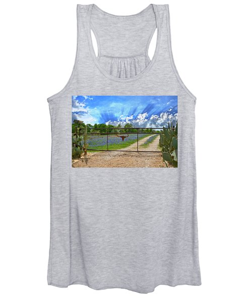 Rise And Shine Women's Tank Top