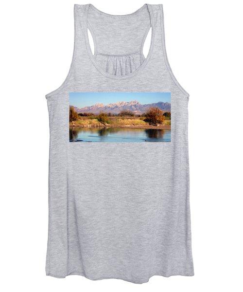 River View Mesilla Panorama Women's Tank Top