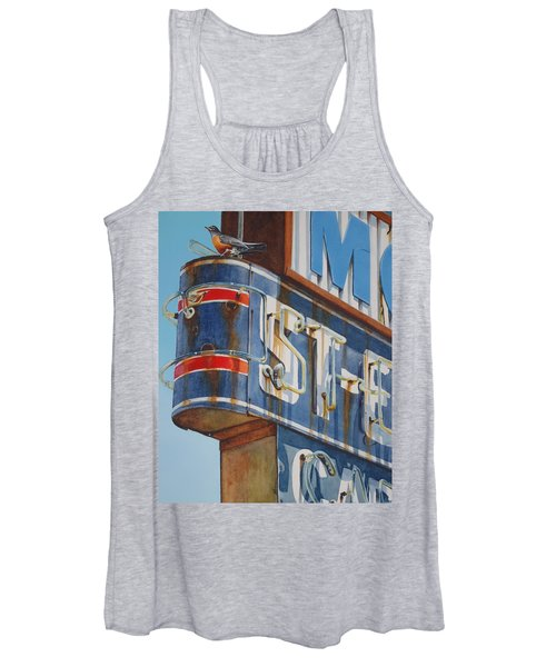 Robin And Motel Women's Tank Top